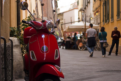 scooter italy